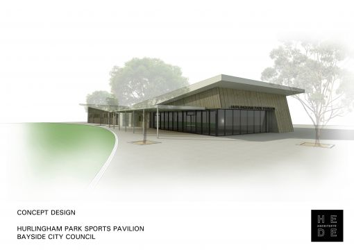 The New Pavilion